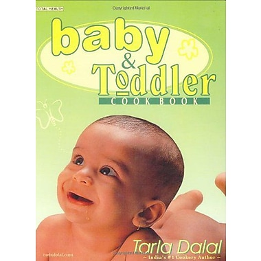 Baby and Toddler Cookbook, Used Book (9788186469576)