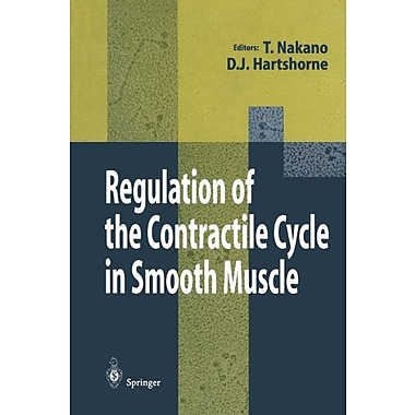 Regulation of the Contractile Cycle in Smooth Muscle, Used Book (9784431701491)
