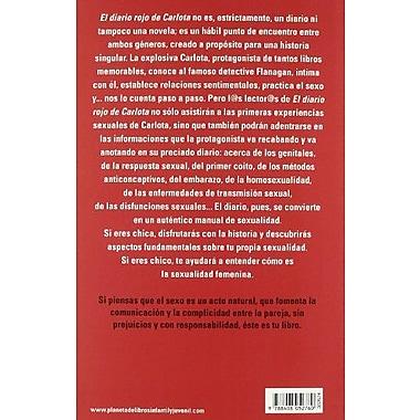 El Diario Rojo De Carlota (Spanish Edition), New Book (9788408052760)