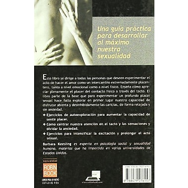 El Arte del Placer Sexual (Spanish Edition), New Book (9788479276157)