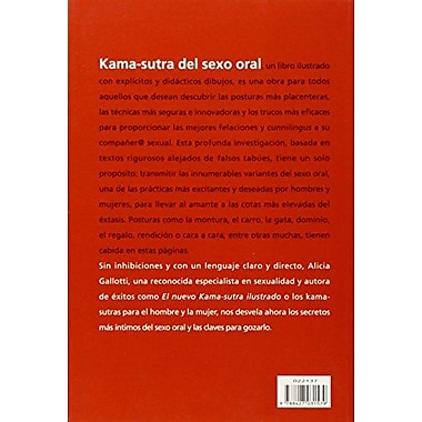 Kama Sutra Del Sexo Oral (Mr Practicos) (Spanish Edition), Used Book (9788427031579)