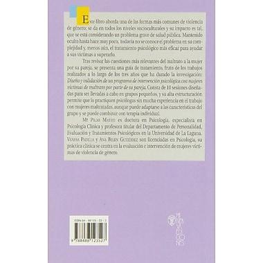 Mujeres Maltratadas Por Su Pareja (Spanish Edition), New Book (9788488123527)
