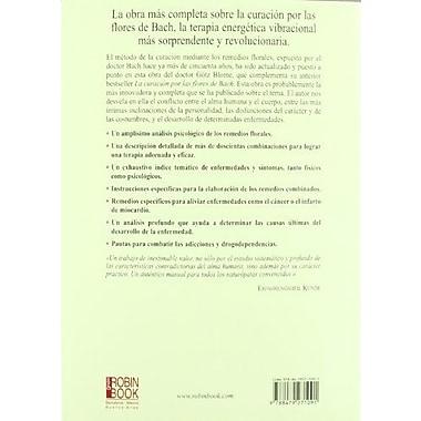 La curacion por las flores de Bach / The cure for Bach flowers(Alternativas Salud Natural / Natural H (9788479271091)
