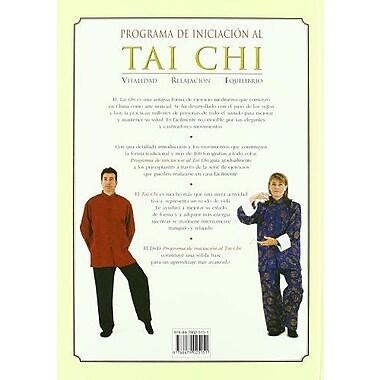 Programa de Iniciacion Al Tai Chi - Libro y DVD (Spanish Edition), Used Book (9788479025151)