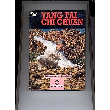 Yang Tai Chi Chuan (Spanish Edition), Used Book (9788480190794)