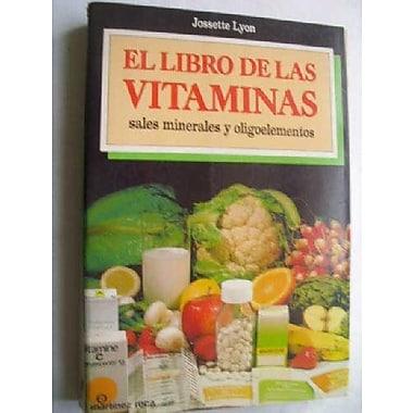 El libro de las vitaminas, New Book (9788427011373)