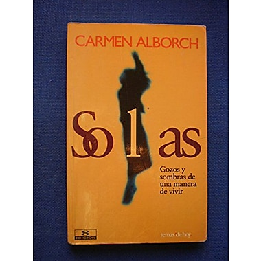 Solas, Used Book (9788478809684)