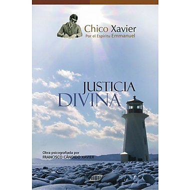 Justicia Divina (Spanish Edition), Used Book (9788598161433)