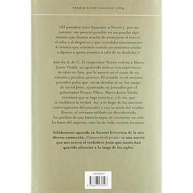 El testamento del pescador (Spanish Edition), New Book (9788427030527)