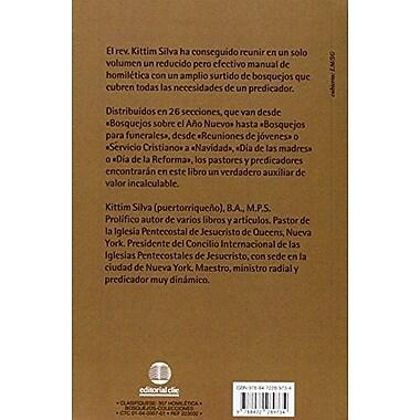 Bosquejos para predicadores Tomo 1 (Spanish Edition), Used Book (9788472289734)