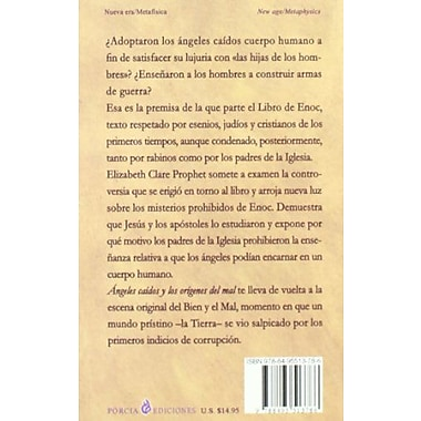Angeles caidos y los origenes del mal/ Fallen Angels and the Begining of the Bad (Spanish Edition) (9788495513786)