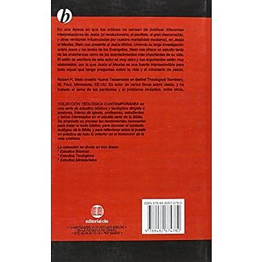 Jesus el Mesías: Un estudio de la vida de Cristo(Coleccion Teologica Contemporanea: Estudios B, Used Book (9788482674780)