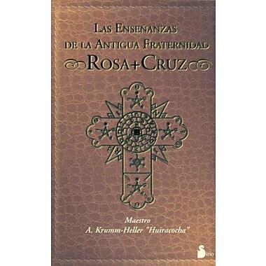 Las ensenanzas de la antigua hermandad Rosa-Cruz (9788486221720)