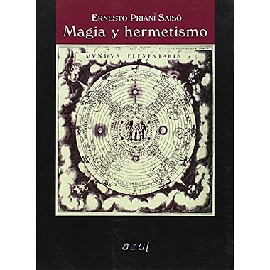 Magia y Hermetismo (Spanish Edition), New Book (9788493044060)