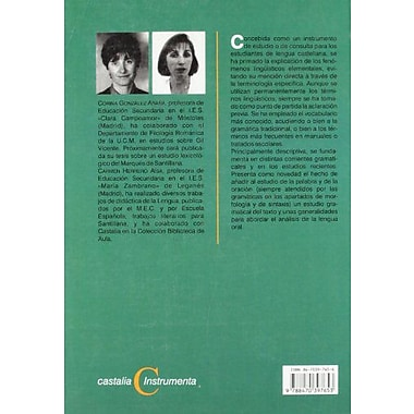 Manual de Gramatica Espaola (Spanish Edition), New Book (9788470397653)