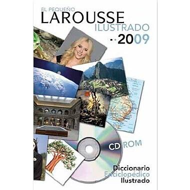 El pequeno Larousse Ilustrado 2009/ The Little Larousse illustrated(Larousse-Diccionarios Enciclopedi (9788480168540)