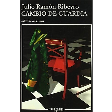 Cambio De Guardia (Coleccion Andanzas) (Spanish Edition), Used Book (9788472234376)