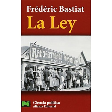 La ley / the Law (Spanish Edition), New Book (9788420659190)