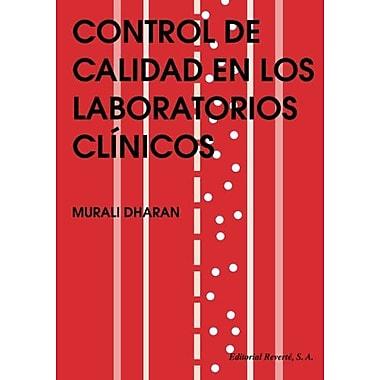 Control de la Calidad en los Laboratorios Clínicos (Spanish Edition), Used Book (9788429155198)