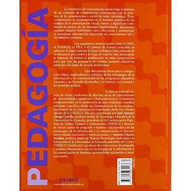 Nuevas Tecnologias Para La Educacion En La Era Digital/ New Technologies of Education in the Digital , Used Book (9788436820867)