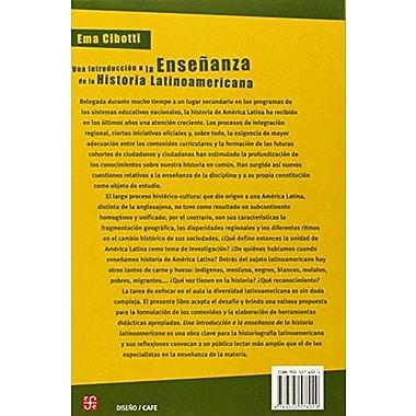 Una introducción a la ensenanza de la historia latinoamericana (Spanish Edition) (9789505576029)