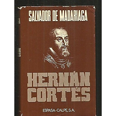 Hernan Cortes (Spanish Edition), New Book (9788423949250)