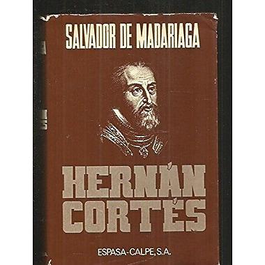 Hernan Cortes (Spanish Edition), Used Book (9788423949250)