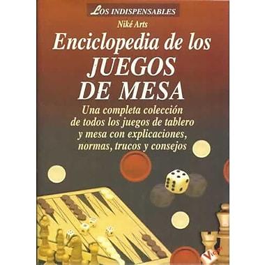 Enciclopedia de los juegos de mesa, Used Book (9788479274603)