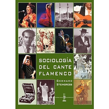Sociología del cante flamenco (Spanish Edition), New Book (9788496210387)