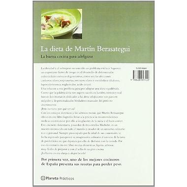 La Dieta De Martin Berasategui. Las Mejores Recetas Para Mantener La Linea (Pr) (Spanish Edition), Used Book (9788408057420)