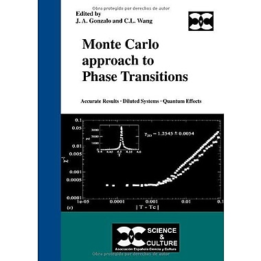 Monte Carlo Approach to Phase Transitions (Spanish Edition), Used Book (9788493653798)