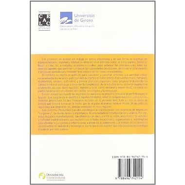 Sistema Productivos Locales En MExico (Spanish Edition), Used Book (9788496742154)