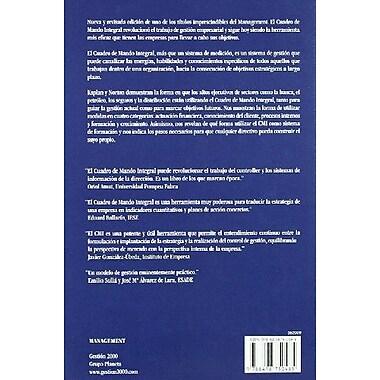 El cuadro de mando integral, New Book (9788498750485)