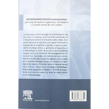 Neurofarmacología contemporAnea (9788480868754)