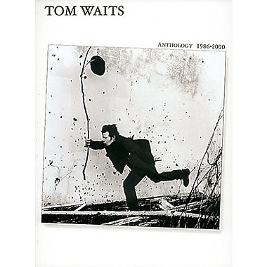 Tom Waits: Anthology (Piano, Vocal, Guitar), Used Book (9788850700035)