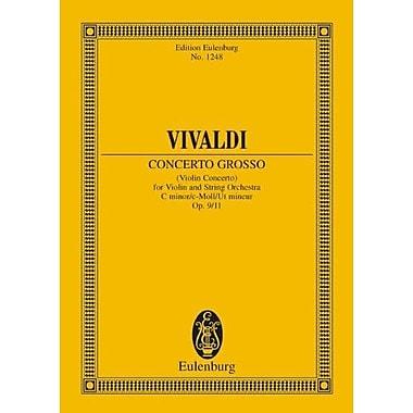 VIOLIN CONCERTO OP9/11 CONCERTO GROSSO C MINOR (Edition Eulenburg) (9783795763442)