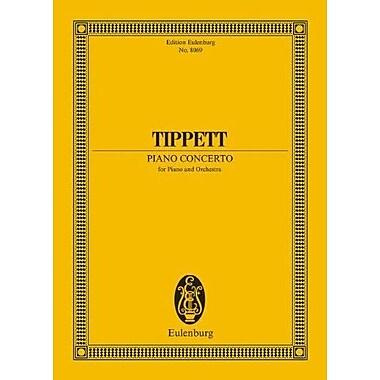 PIANO CONCERTO PIANO AND ORCHESTRA STUDY SCORE, New Book (9783795764210)