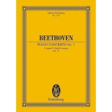 PIANO CONCERTO NO1 OP15 C MAJOR STUDY SCORE (Edition Eulenburg) (9783795766863)