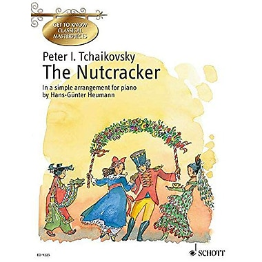 The Nutcracker: Get to Know Classical Masterpieces, Used Book (9783795755089)