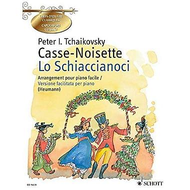 CASSE-NOISETTE LO SCHIACCIANOCI OP71 PIANO SOLO, New Book (9790001131711)