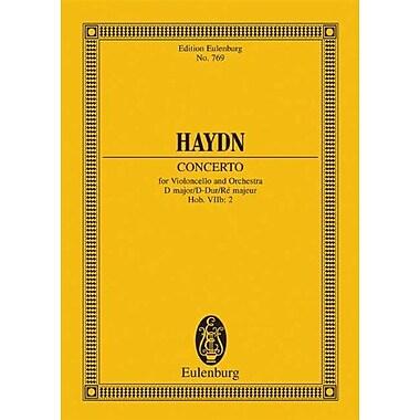 VIOLONVELLO CONCERTO OP101 D MAJOR HOB. VIIB:2 STUDY SCORE, Used Book (9783795768102)