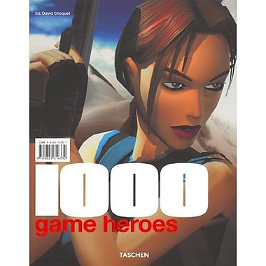 1000 Game Heroes, New Book (9783822816332)