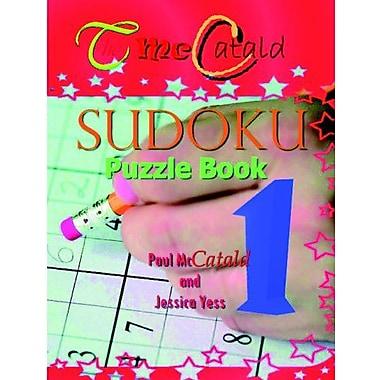 The McCatald Sudoku Puzzle Book 1: Hard, New Book (9788562022029)