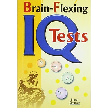 Brain Flexing IQ Tests, New Book (9788122203714)