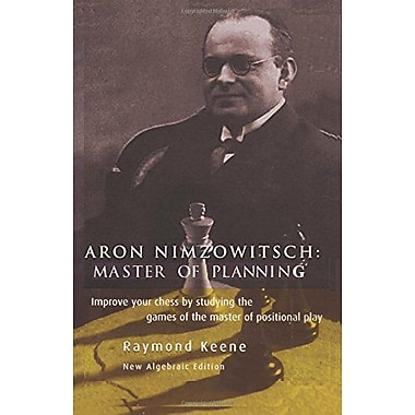 Aron Nimzowitsch: Master of Planning, Used Book (9784871878463)