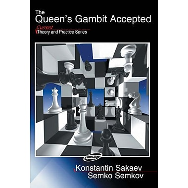 The Queen's Gambit Accepted (Current Theory and Practice Series) (9789548782333)