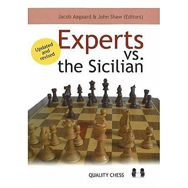 Experts vs. the Sicilian, New Book (9789197524469)