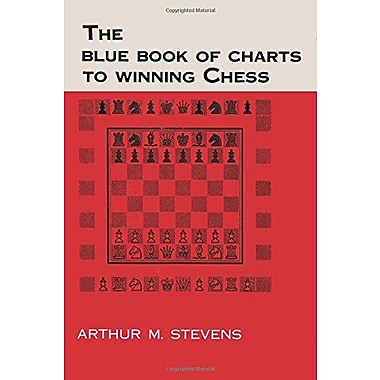 The Blue Book of Charts to Winning Chess, Used Book (9784871878845)