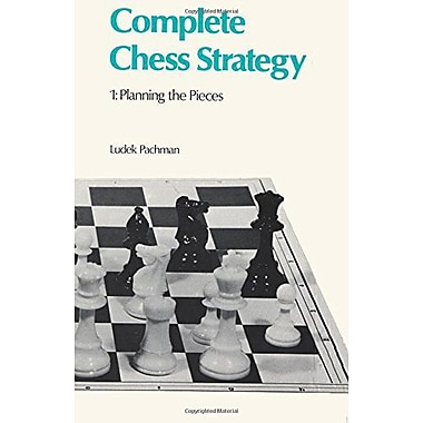 Complete Chess Strategy 1: Planning The Pieces, Used Book (9784871874908)