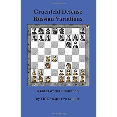 Gruenfeld Defense Russian Variations: A Chess Works Publication, New Book (9784871874854)